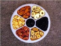 Dried Fruit Assortment Gift Tray (Large)