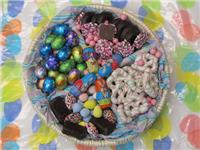 Easter Wicker Tray