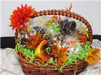 Fall or Thanksgiving Holiday Basket