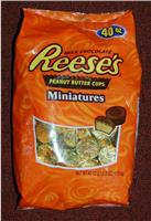 Reeses Miniature Peanut Butter Cups